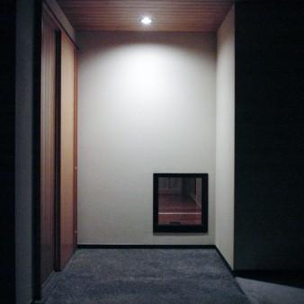 2:ポーチ ポーチ夜景。